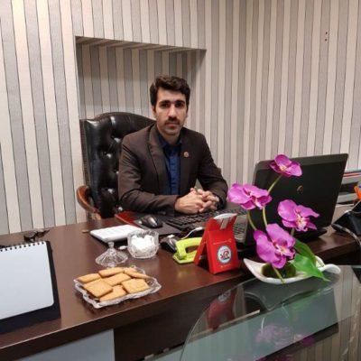 چاپ آراد مرتضی حاکی